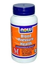 Now Foods, Blood Pressure Health.JPG